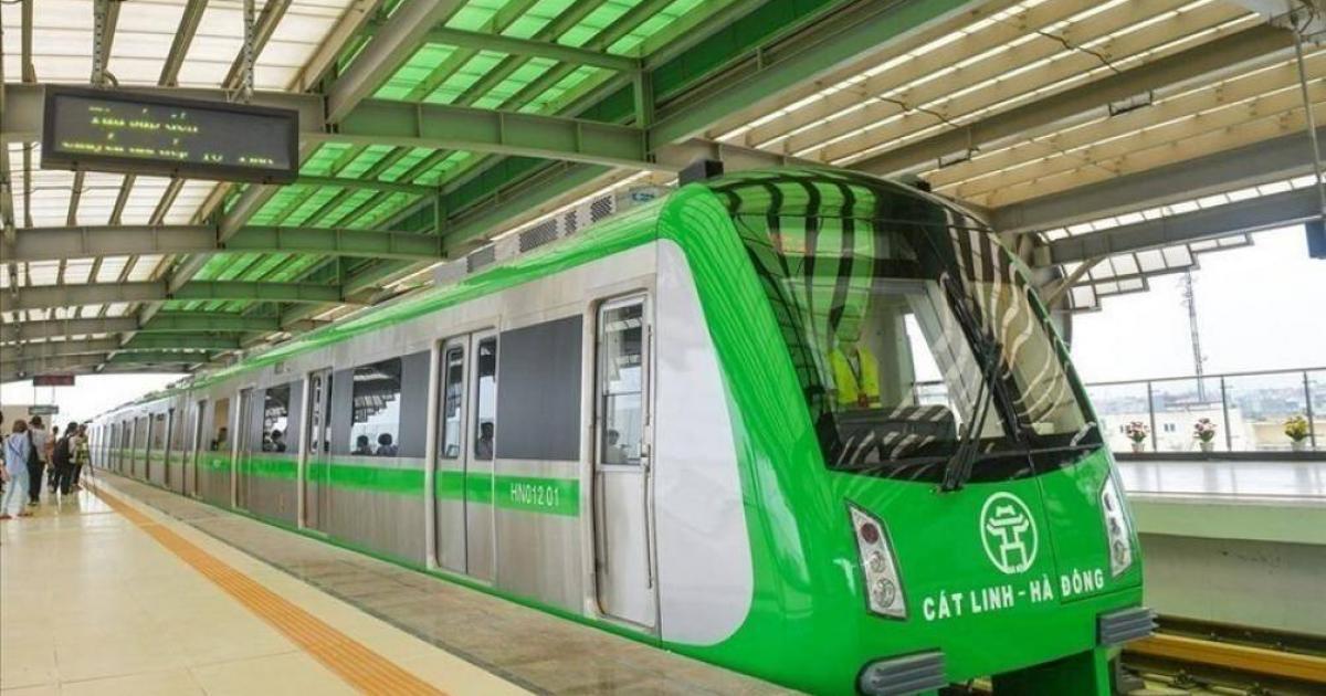 Sau vận hành thử, đường sắt Cát Linh - Hà Đông còn những công việc nào?
