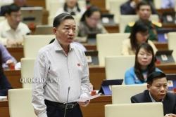 """Bộ trưởng Tô Lâm: """"Tiêu cực của công an cơ sở hết sức cá biệt"""""""