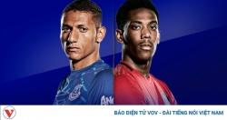 Everton - MU: Kịch bản kinh dị?