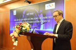 Bảo hiểm xã hội Việt Nam tiếp tục đứng đầu bảng về ứng dụng CNTT