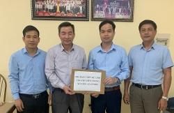 Huyện Mê Linh: Ủng hộ đồng bào miền Trung gần 1,9 tỷ đồng