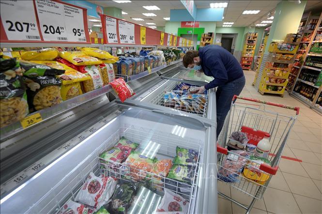 Nga gia hạn lệnh cấm vận nhập khẩu thực phẩm từ các nước phương Tây