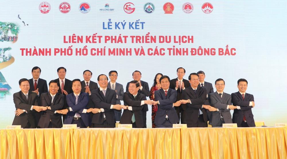 Tỉnh Bắc Giang ký thỏa thuận thúc đẩy du lịch