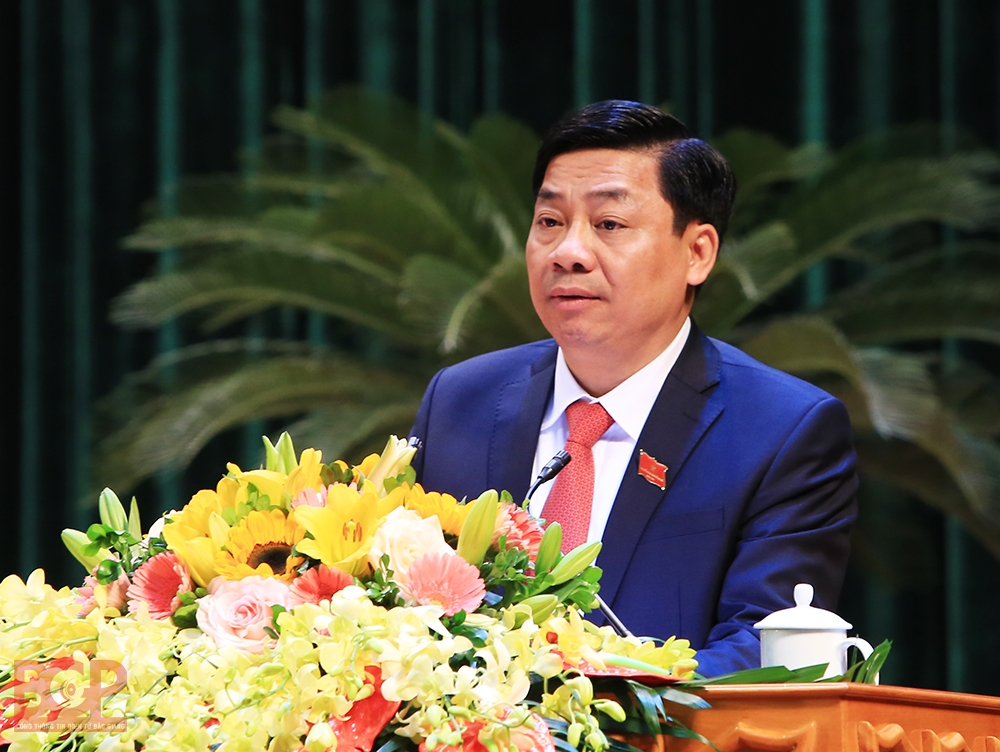 Tỉnh Bắc Giang kiện toàn tất cả các vị trí chủ chốt trong bộ máy
