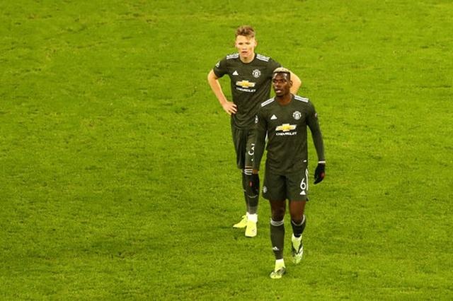 Những khoảnh khắc cuối cùng của Man Utd ở Champions League 2020/21
