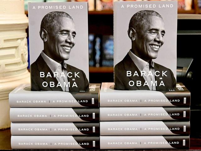 First News được chọn xuất bản hồi ký của cựu tổng thống Obama tại Việt Nam