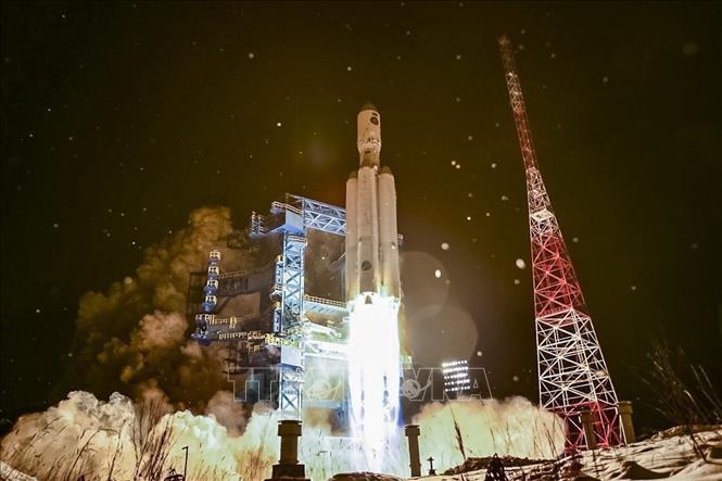 Nga phóng thử thành công tên lửa đẩy thế hệ mới