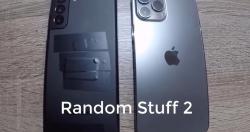 Chưa ra mắt, Galaxy S21+ đã bị lộ video so sánh với iPhone 12 Pro Max