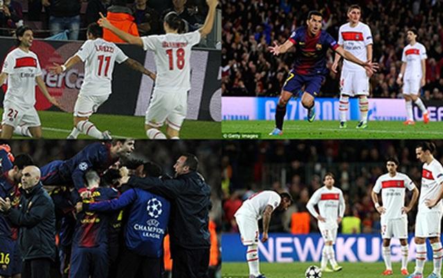 Vòng 1/8 Champions League: Đẳng cấp có phải là mãi mãi? - 2