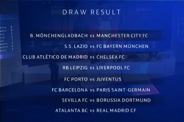 Vòng 1/8 Champions League: Đẳng cấp có phải là mãi mãi? - 1