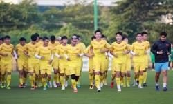 Lịch thi đấu hai trận đấu giao hữu của Đội tuyển Quốc gia Việt Nam và U22 Việt Nam