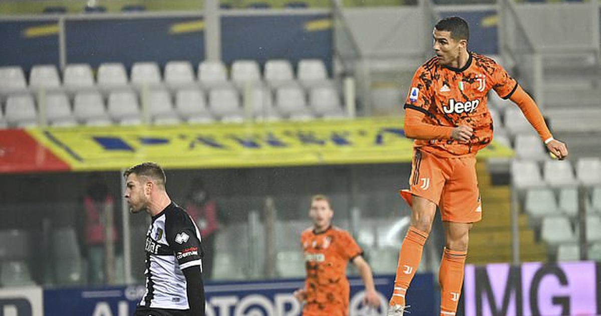 C.Ronaldo tỏa sáng rực rỡ, Juventus đại thắng Parma
