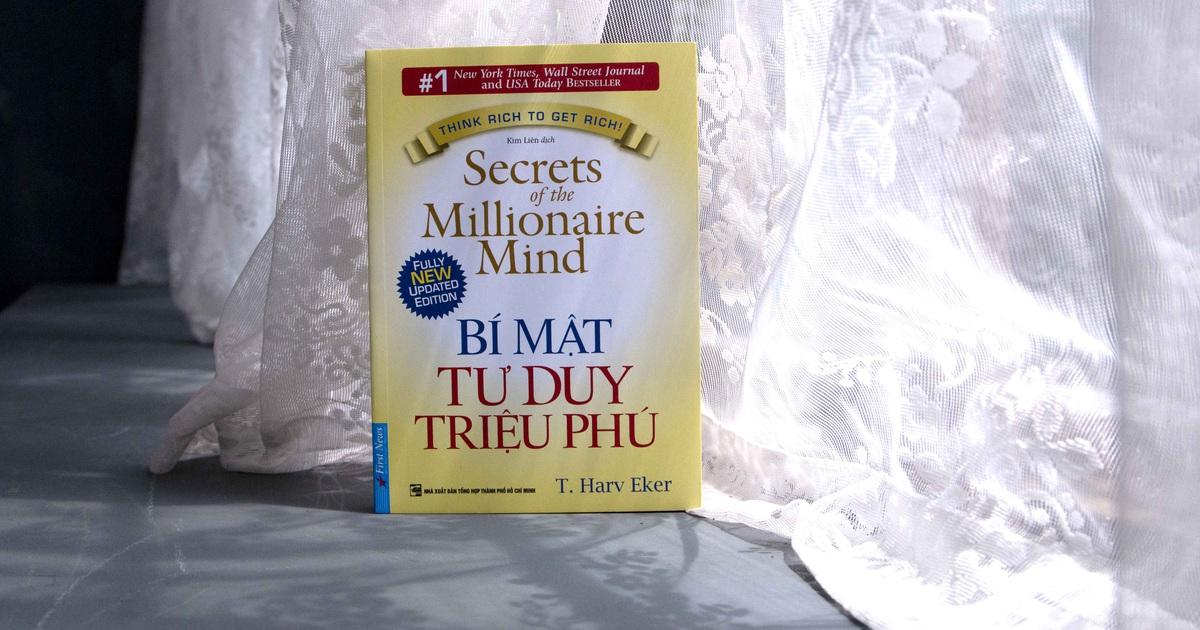 Bí mật tư duy giúp bạn trở nên giàu có và tự do về tài chính