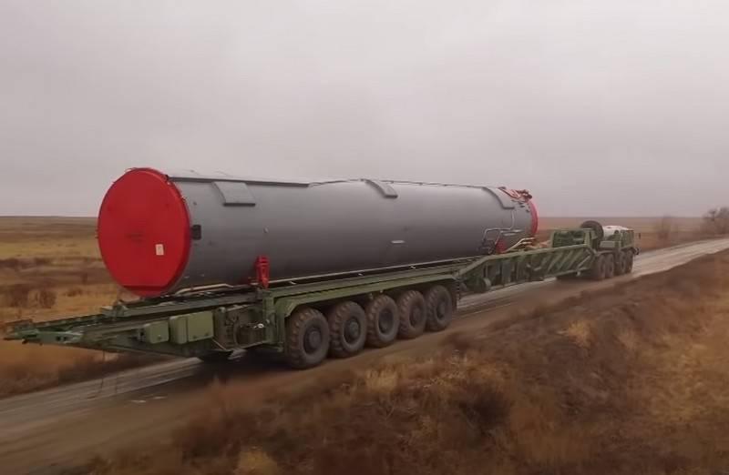 Nga triển khai vũ khí siêu vượt âm Avangard vào trang bị chiến đấu