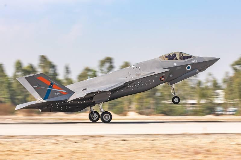 """Máy bay chiến đấu thế hệ thứ 5 F-35I Adir : """"Tia chớp"""" đặc biệt của Israel"""