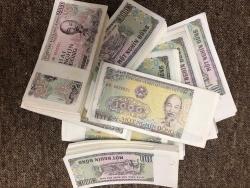 Không in tiền mới mệnh giá nhỏ dịp Tết Tân Sửu
