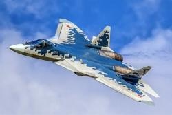 Nga phiên chế lô máy bay Su-57 đầu tiên cho lực lượng không quân vũ trụ