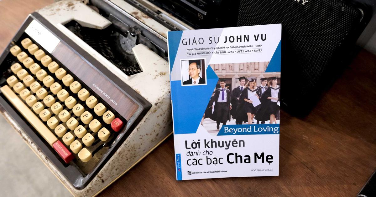 """GS John Vu chỉ cách """"sinh tồn"""" trước tương lai nghề nghiệp biến động"""