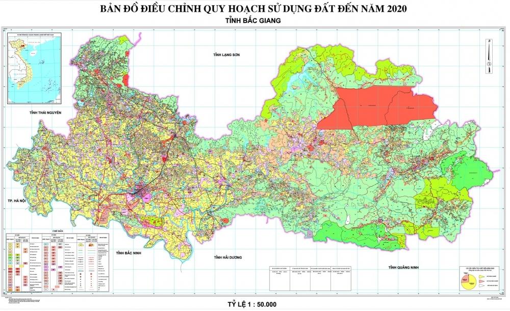 Bắc Giang: kiến nghị Chính phủ ba vấn đề cấp bách về phát triển kinh tế - xã hội