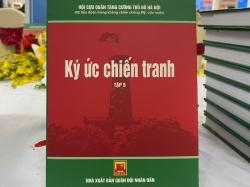 Những ký ức hào hùng của quân tăng cường Thủ đô qua trang sách