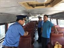 Thanh tra GTVT Hà Nội xử lý 237 trường hợp, phạt tiền 749 triệu đồng