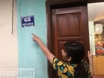 Dự án chung cư tại số 93 phố Láng Hạ thi công ẩu, đe dọa tính mạng, tài sản người dân