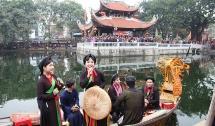 """Sẽ tổ chức """"Tuần Văn hóa Du lịch Bắc Ninh - Hà Nội năm 2020"""""""