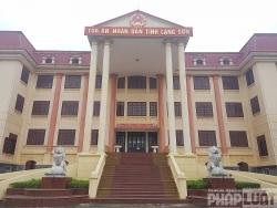 Toà án nhân dân tỉnh Lạng Sơn xét xử đúng người, đúng tội?