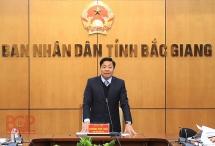 Kiểm soát, nắm chắc số lượng người nước ngoài đang lưu trú tại Bắc Giang