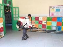 Tỉnh Thái Nguyên cho học sinh, sinh viên đi học trở lại từ 17/2