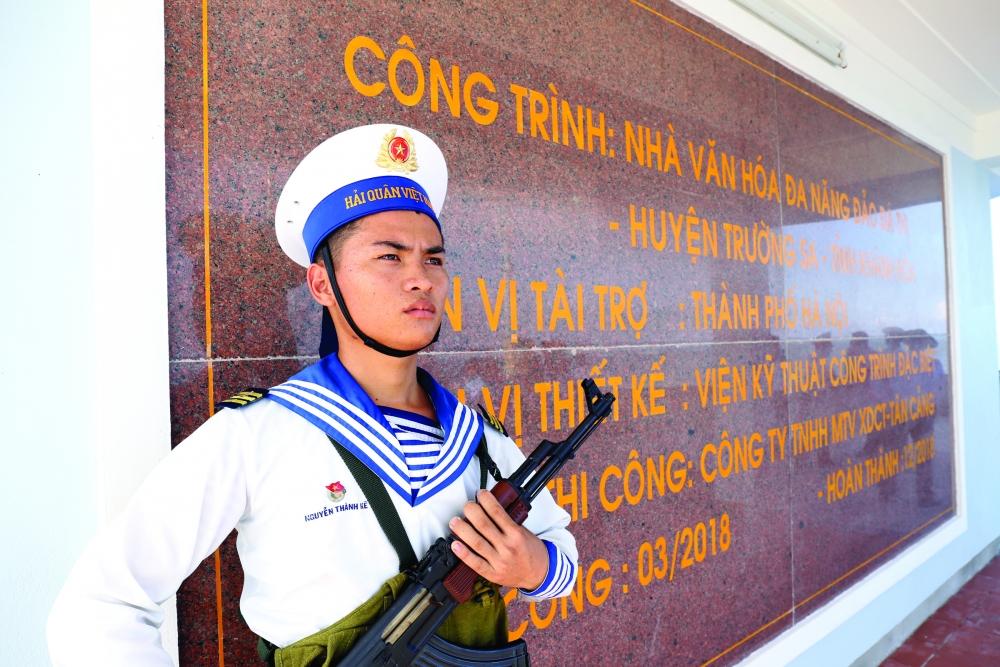Trường ca về người lính biển