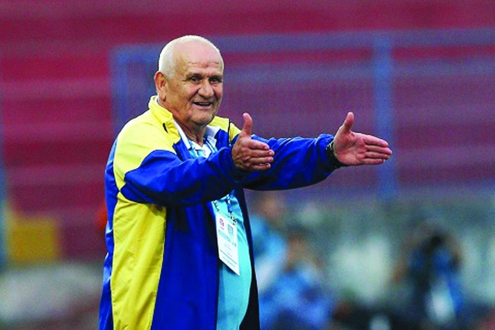 Huấn luyện viên Petrovic