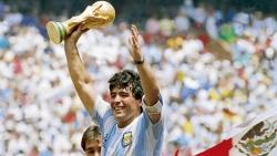 Những chiến tích để đời của Maradona
