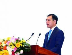 Chủ tịch Hội Thầy thuốc trẻ Việt Nam Hà Anh Đức: Trọng trách của chúng tôi giúp Nhân dân khỏe mạnh, nhân lên sự tốt đẹp về tình người