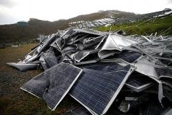 Nhà sản xuất, nhập khẩu sẽ thu hồi pin năng lượng mặt trời và bao bì đóng gói để tái chế