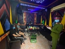 Xử phạt 20 triệu đồng quán karaoke và bida tại Bắc Giang do vi phạm quy định chống dịch