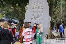 Bắc Giang dừng tổ chức lễ hội chùa Bổ Đàtại huyện Việt Yên