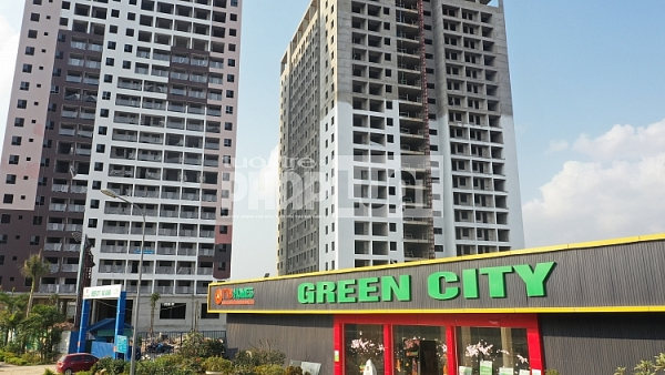khach hang tuyet doi khong thanh toan tien mat khi mua can ho o du an green city bac giang