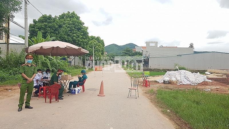 Bắc Giang xử phạt hơn 300 trường hợp vi phạm phòng, chống dịch Covid-19