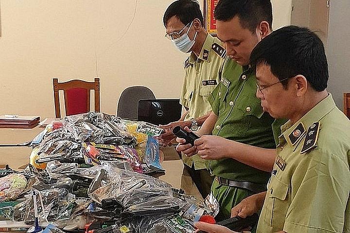 Cao điểm kiểm tra, Cục QLTT Bắc Giang xử phạt vi phạm hành chính 1,3 tỷ đồng