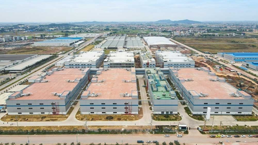 """Năm 2021, Bắc Giang phấn đấu """"hút"""" nguồn vốn đầu tư khoảng 1,3 tỷ USD"""
