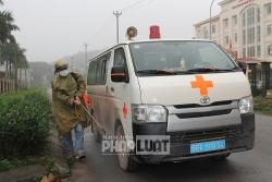 Bắc Giang: Cán bộ y tế tuyến đầu chống dịch sẽ được tiêm vắc-xin phòng Covid-19