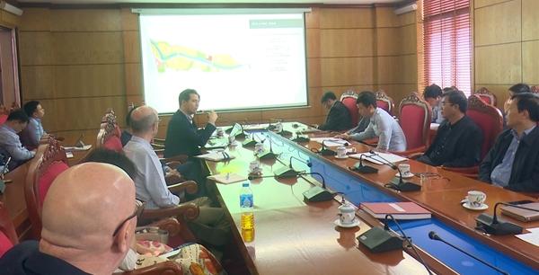 TP Bắc Giang xem xét đề xuất nghiên cứu quy hoạch dự án trên diện tích 258ha