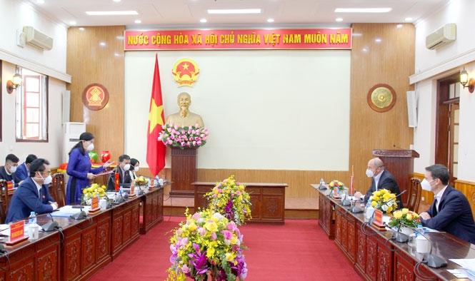 Tập đoàn sản xuất đế vi mạch hàng đầu thế giới muốn đầu tư vào Thái Nguyên