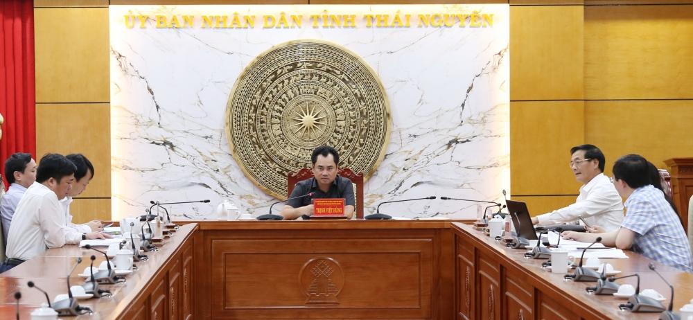 Thị xã Phổ Yên lập quy hoạch phân khu trên diện tích khoảng 437 ha