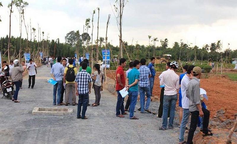 """Bắc Giang: Kiên quyết xử lý các dự án khu dân cư, khu đô thị """"bán lúa non"""""""