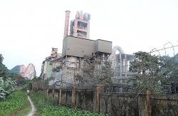 Xi măng Quang Sơn bị phạt 80 triệu đồng vì gây ô nhiễm môi trường