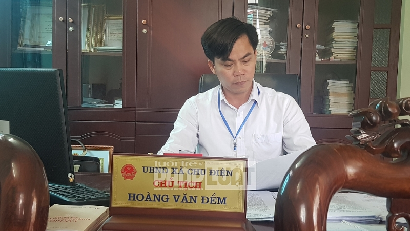Lục Nam - Bắc Giang: Tạm dừng điều hành đối với Chủ tịch UBND xã Chu Điện