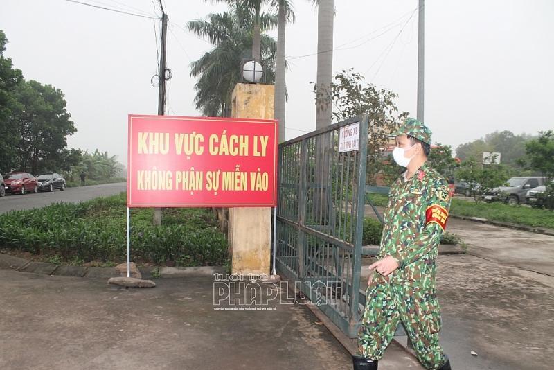 Bắc Giang: Tăng cường mức độ cảnh giác với nguy cơ dịch bệnh Covid-19