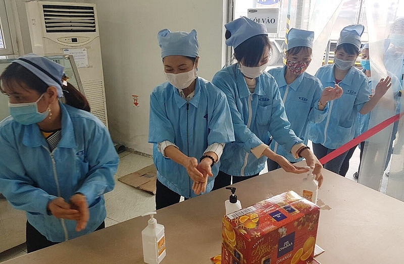 Doanh nghiệp tại Thái Nguyên chủ động ứng phó với dịch Covid - 19